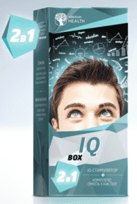 Набор «IQ Box» (Интеллект)