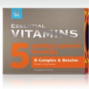 Бетаин и В-витамины для сосудов и сердца