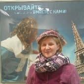 Лариса Скворцова