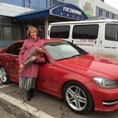 Людмила Батлукова