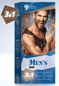Набор «Men's Box» (Мужская сила)